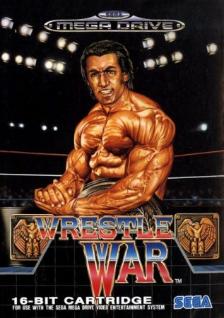 Wrestle war - Megadrive