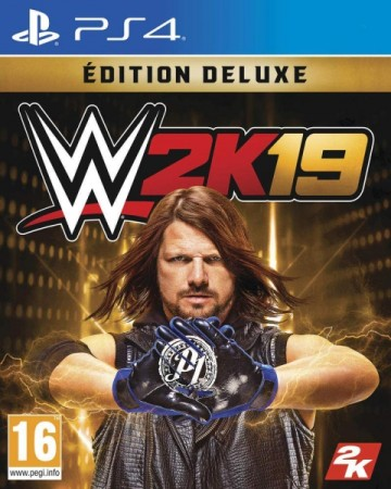 WWE 2K19 - Édition Deluxe - Playstation 4