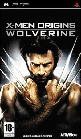 X-Men Origins: Wolverine  - Playstation Portable