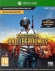PlayerUnknown's Battlegrounds sous blister - Xbox One