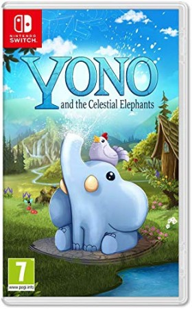 Yono and the Celestial Elephants  - Switch
