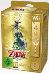 The Legend of Zelda: Skyward Sword - Edition Limitée en boîte  - Wii