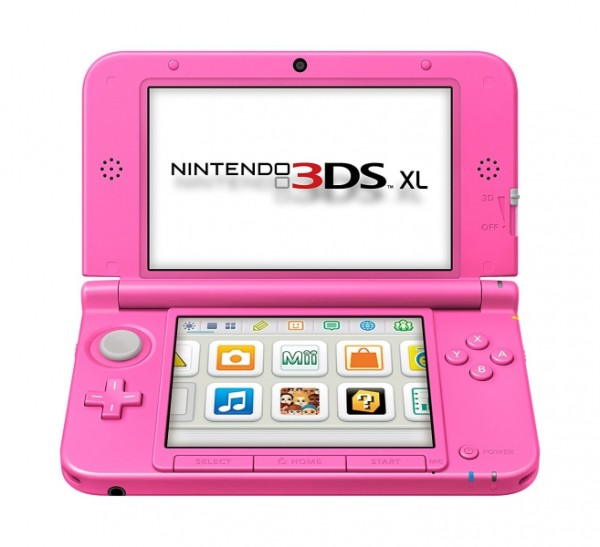 Console nintendo 3ds xl rose 3ds console occasion pas for 3ds xl occasion pas cher