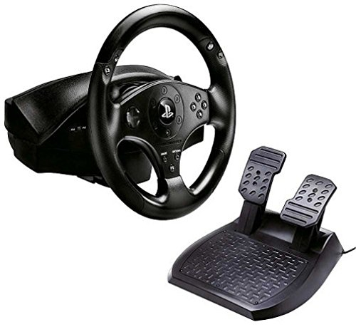 volant thrustmaster t80 ps4 accessoire occasion pas cher gamecash. Black Bedroom Furniture Sets. Home Design Ideas