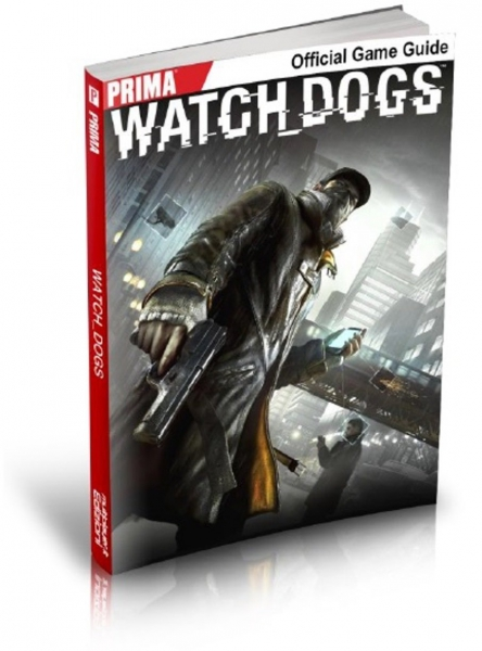 guide watch dogs version anglaise ps4 guide occasion pas cher gamecash. Black Bedroom Furniture Sets. Home Design Ideas