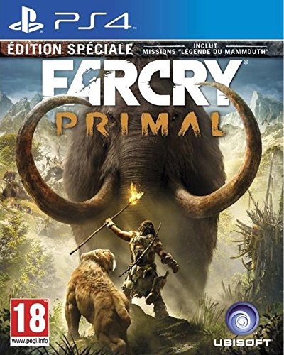 far cry primal ps4 jeux occasion pas cher gamecash. Black Bedroom Furniture Sets. Home Design Ideas