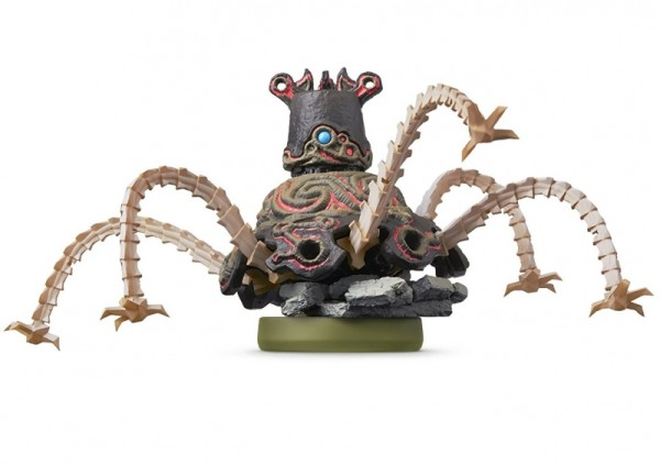 amiibo the legend of zelda gardien swi accessoire. Black Bedroom Furniture Sets. Home Design Ideas