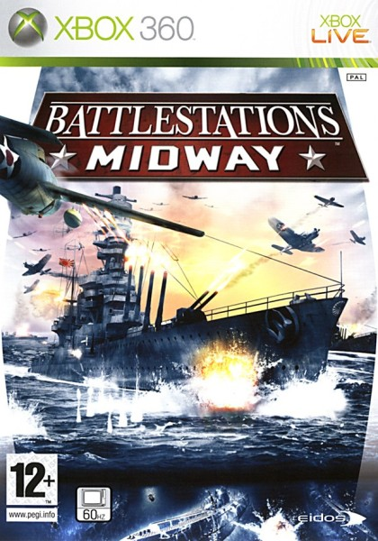 battlestations midway x360 jeux occasion pas cher gamecash. Black Bedroom Furniture Sets. Home Design Ideas