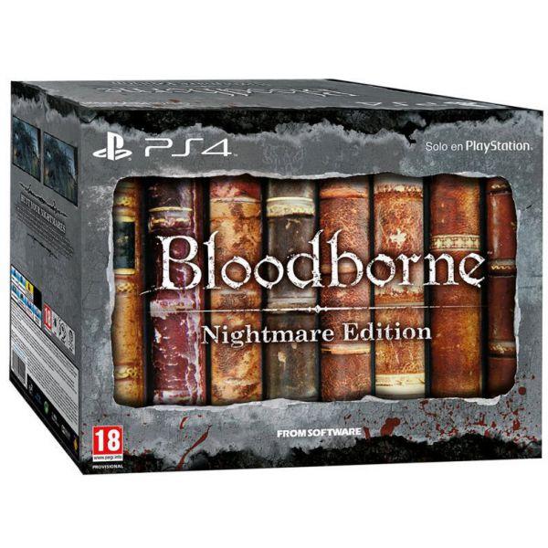bloodborne edition cauchemar ps4 jeux occasion pas. Black Bedroom Furniture Sets. Home Design Ideas