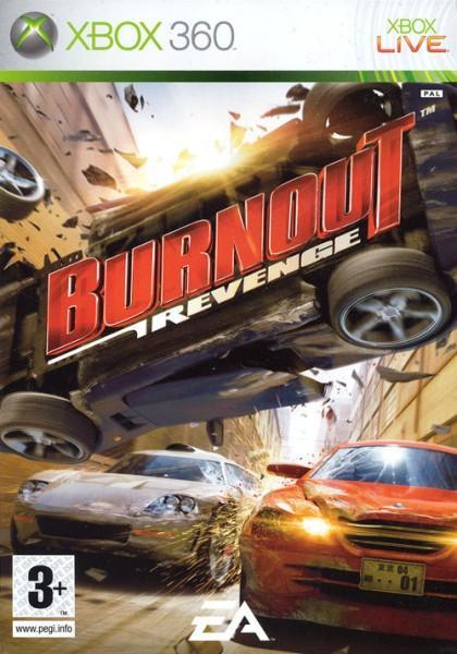 burnout revenge x360 jeux occasion pas cher gamecash. Black Bedroom Furniture Sets. Home Design Ideas