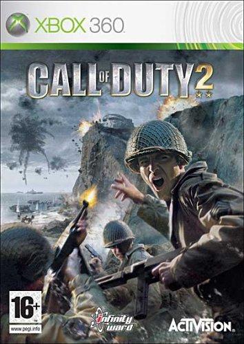 Call of Duty 2 - X360 ...