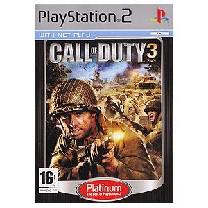 call of duty 3 en marche vers paris platinum ps2 jeux occasion pas cher gamecash. Black Bedroom Furniture Sets. Home Design Ideas