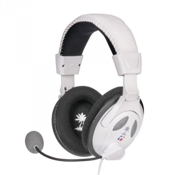 casque turtle beach px22 blanc ps3 accessoire occasion pas cher gamecash. Black Bedroom Furniture Sets. Home Design Ideas