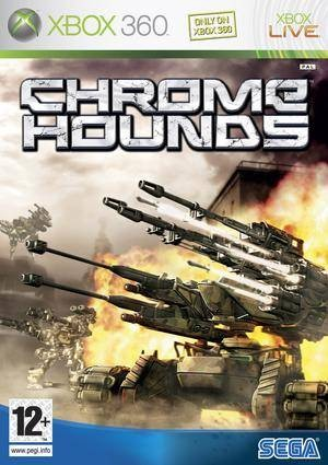 chrome hounds x360 jeux occasion pas cher gamecash. Black Bedroom Furniture Sets. Home Design Ideas
