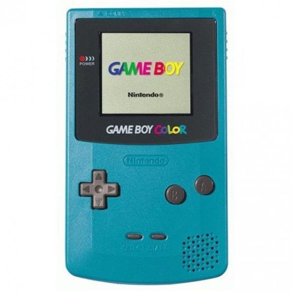 console game boy color bleu gb console occasion pas