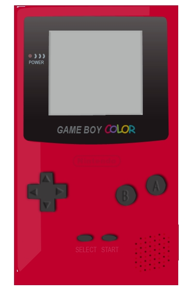 console game boy color rouge gb console occasion pas. Black Bedroom Furniture Sets. Home Design Ideas