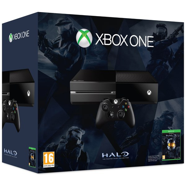 console xbox one halo the master chief collection xone. Black Bedroom Furniture Sets. Home Design Ideas