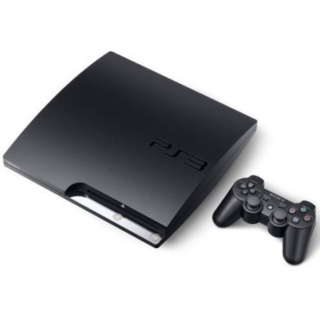 console playstation 3 slim 160 go ps3 console. Black Bedroom Furniture Sets. Home Design Ideas