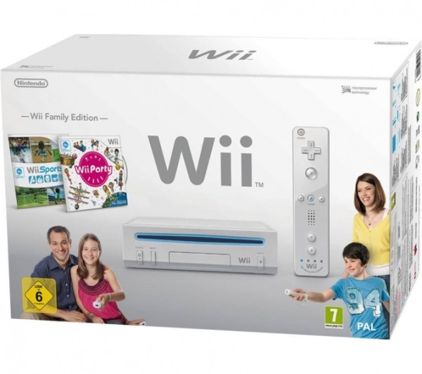 console wii et wii party wii sports wii console. Black Bedroom Furniture Sets. Home Design Ideas