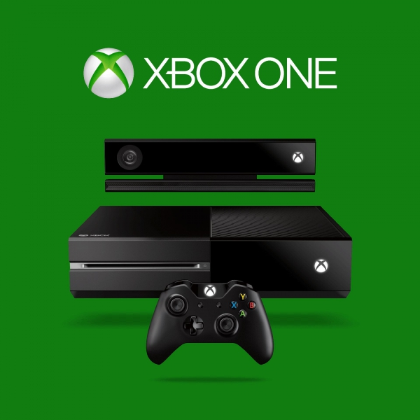 console xbox one avec kinect en bo te xone console occasion pas cher gamecash. Black Bedroom Furniture Sets. Home Design Ideas