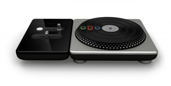 platine dj hero ps2 accessoire occasion pas cher gamecash. Black Bedroom Furniture Sets. Home Design Ideas