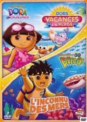 Dora l 39 exploratrice vacances la plage go diego l 39 inconnu des mers dvd jeux occasion - Jeux de go diego ...