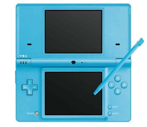 Console dsi bleu clair ds console occasion pas cher gamecash - Console 3 ds xl pas cher ...