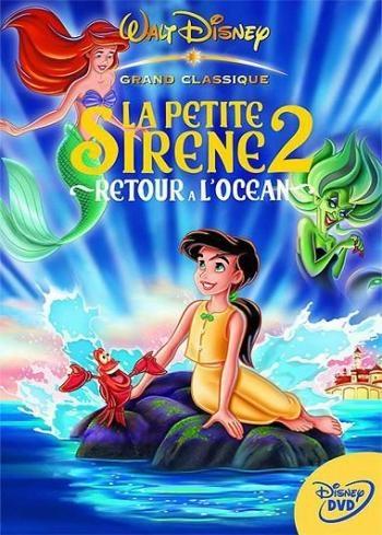 La petite sirene 2 dvd jeux occasion console occasion pas cher gamecash - Barbi sirene 2 film ...