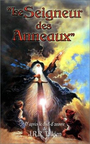 Le seigneur des anneaux dessin anime - DVD - Jeux occasion ...