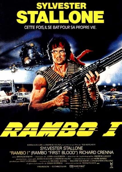 Rambo 1 Elicottero : Rambo dvd jeux occasion console pas cher