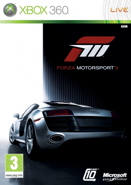 forza motorsport 3 x360 jeux occasion pas cher gamecash. Black Bedroom Furniture Sets. Home Design Ideas