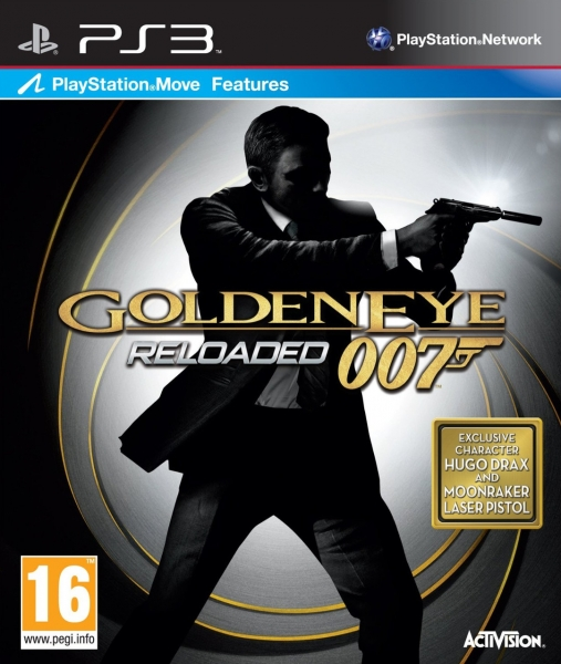 goldeneye 007 reloaded ps3 jeux occasion pas cher gamecash. Black Bedroom Furniture Sets. Home Design Ideas