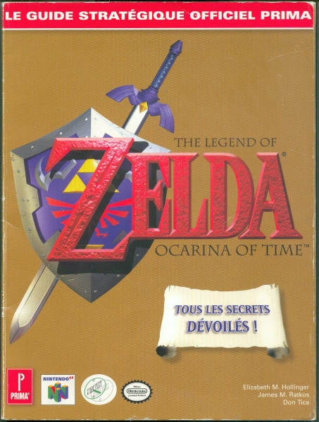 the legend of zelda ocarina of time guide pdf