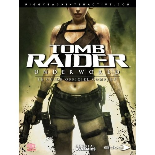 guide tomb raider underworld ps3 guide occasion pas cher gamecash. Black Bedroom Furniture Sets. Home Design Ideas