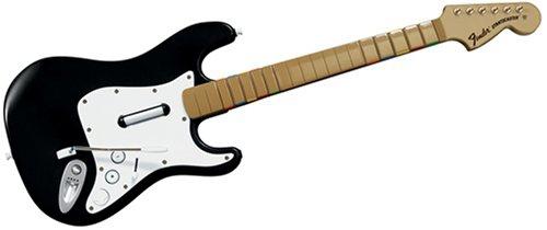 guitare seule sans fil rock band wii accessoire occasion pas cher gamecash. Black Bedroom Furniture Sets. Home Design Ideas