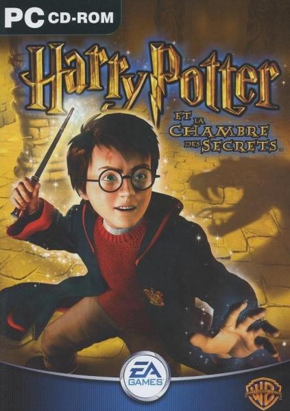 harry potter et la chambre des secrets pc jeux