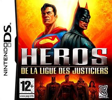Heros De La Ligue Des Justiciers Ds Jeux Occasion Pas Cher Gamecash