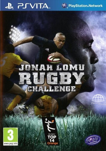 jonah lomu rugby challenge psv jeux occasion pas cher. Black Bedroom Furniture Sets. Home Design Ideas