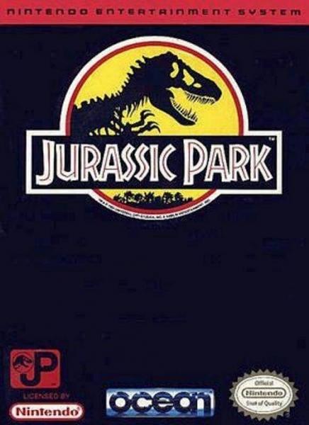 Jurassic park nes jeux occasion pas cher gamecash - Jeux de jurassic park 3 ...