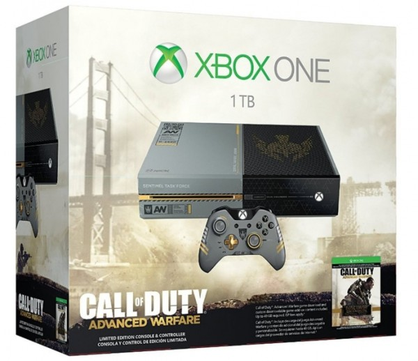 Console xbox one 1 to call of duty advanced warfare en bo te xone console occasion pas - Console xbox one pas cher ...