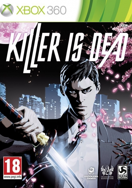 killer is dead x360 jeux occasion pas cher gamecash. Black Bedroom Furniture Sets. Home Design Ideas
