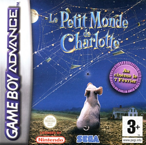 Le petit monde de charlotte ga jeux occasion pas cher gamecash - Le monde de charlotte ...