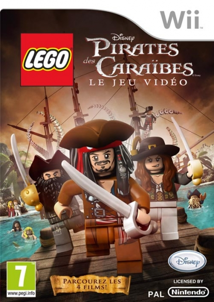 Lego : Pirates des Caraibes - Wii - Jeu Occasion Pas Cher ...