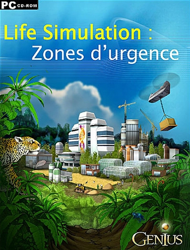 life simulation zones urgence pc jeux occasion pas cher gamecash. Black Bedroom Furniture Sets. Home Design Ideas