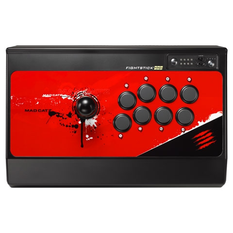 fightstick pro madcatz ps3 accessoire occasion pas cher gamecash. Black Bedroom Furniture Sets. Home Design Ideas