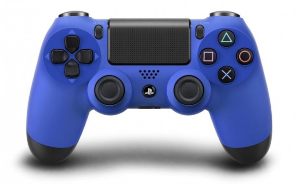 manette dualshock 4 bleue ps4 accessoire occasion pas cher gamecash. Black Bedroom Furniture Sets. Home Design Ideas