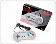 manette classique super nintendo en bo te wii. Black Bedroom Furniture Sets. Home Design Ideas