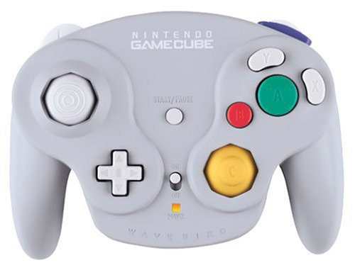 Manette gamecube wavebird gc accessoire occasion pas - Comment connecter manette wii a la console ...
