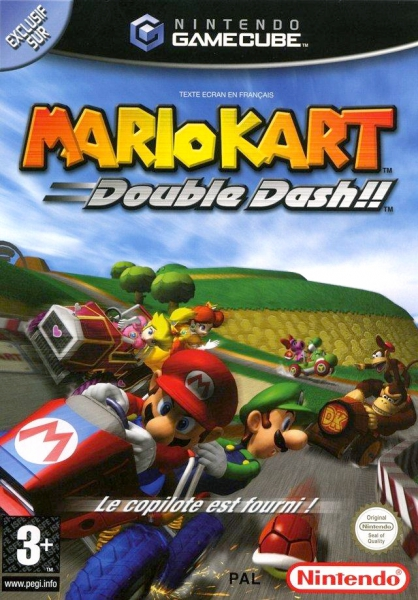mario kart double dash gc jeux occasion pas cher gamecash. Black Bedroom Furniture Sets. Home Design Ideas