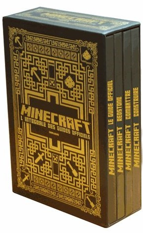 minecraft l 39 int grale des guides officiels pc guide. Black Bedroom Furniture Sets. Home Design Ideas